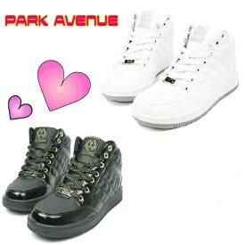 ダンスシューズ パークアベニュー PA211 211 PARK AVENUE ハイカットスニーカー 靴