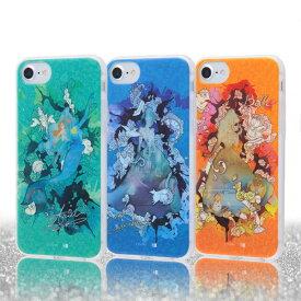【ポイント10倍】iPhone8 iPhone7 iPhone6s iPhone6 スマホケース カバー ディズニー アリエル シンデレラ ベル TPUソフトケース | かわいい おしゃれ 可愛い 人気 携帯ケース 便利 カバー ケース