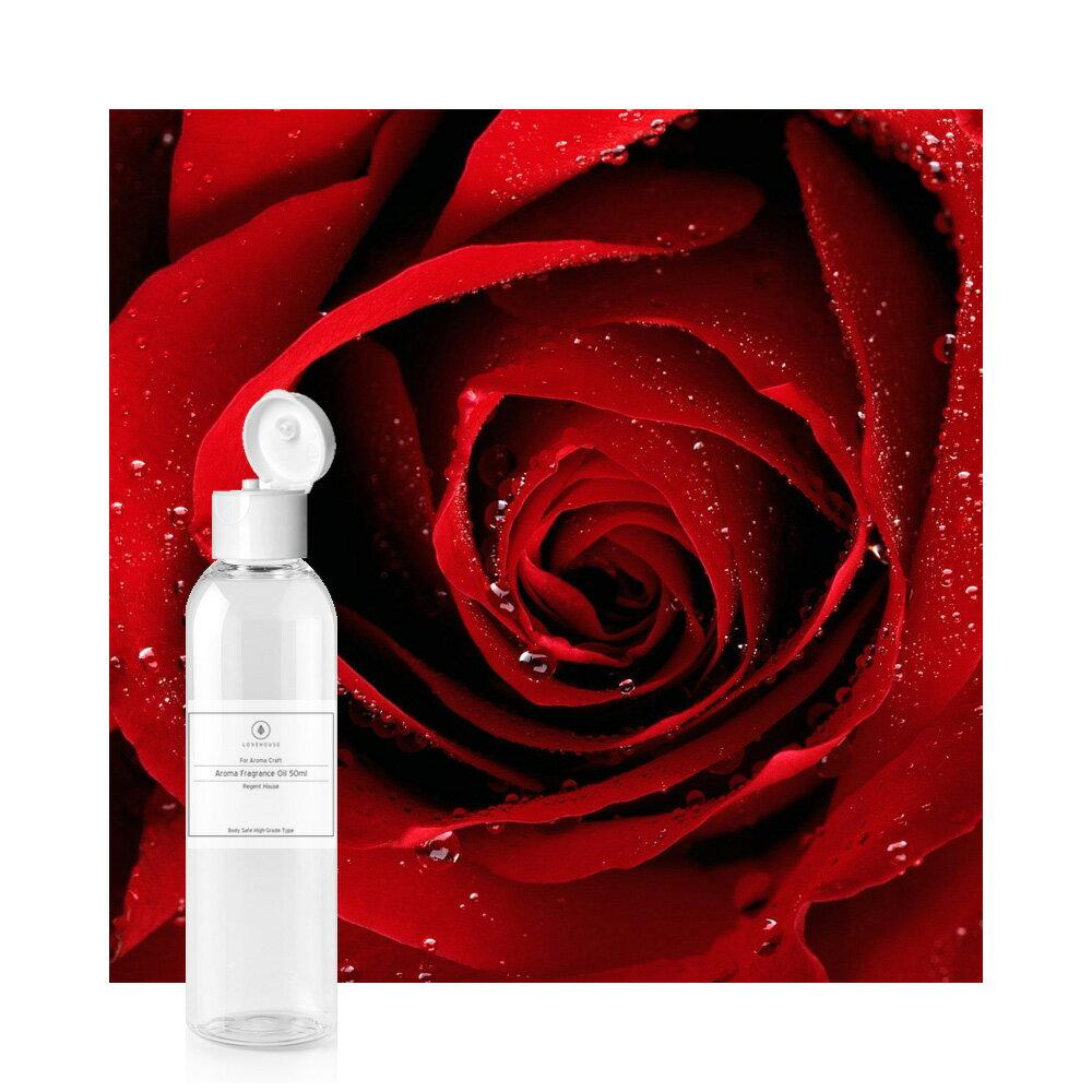 コスパで選ぶなら、お得な60mlサイズ!ローズ -Rose-業務用サイズ60mlハイグレード アロマクラフト用 フレグランスオイル(手作り石鹸 香水 キャンドル バスボム サシェ / ディフューザー 加湿器 ネブライザー用)