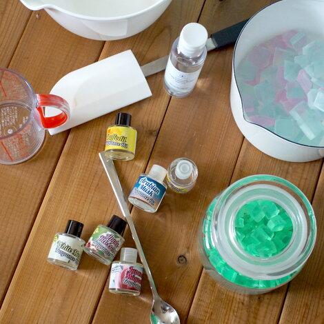 ニホンダイスキデス!と外国の方が好む、緑茶の香り。グリーンティー(GreenTea)ハイグレードアロマクラフト用フレグランスオイル