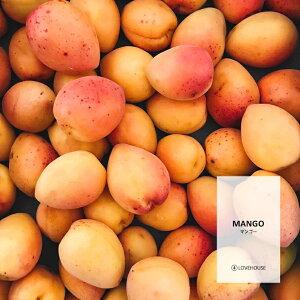 【30ml】甘いマンゴーキャンディーのような香り マンゴーフレグランスオイル(ボディセーフタイプ アロマクラフト用)Mango Fragrance Oil /手作り石鹸 香水 バスボム ルームスプレー サシェ デ