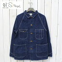 【10%OFFクーポン配布中】orSlow (オアスロウ)『50's COVER ALL』(ONE WASH)【正規取扱店】【smtb-KD】【sm15-17】...