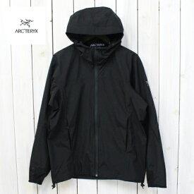 【10%OFFクーポン配布中】ARC'TERYX (アークテリクス)『Solano Hoody』(Black)【正規取扱店】【smtb-KD】【sm15-17】【楽ギフ_包装】【ソラノ】【フードジャケット】【アーバンスタイル】【ゴアテックス】