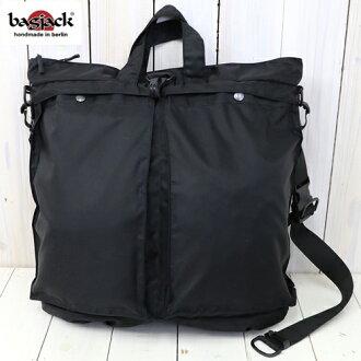 "BAGJACK(包杰克)""3Way helmet bag""(Black)"