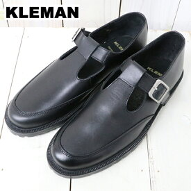 【クーポン配布中】KLEMAN (クレマン)『DAISY』(BLACK)【正規取扱店】【smtb-KD】【sm15-17】【楽ギフ_包装】【コインローファー】【レディース】