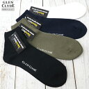 GLEN CLYDE (グレン クライド)『Santa Monica』【正規取扱店】【楽ギフ_包装】【ソックス】【靴下】【メンズ】