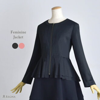 ☆It is dress Reggina for 50 generations for 40 generations for ceremony 30 generations not to put it on with lady's wedding ceremony presentation concert invite adult refined Shin pull no-collar elegant きれいめ et al. in autumn in s0334 spring and summer