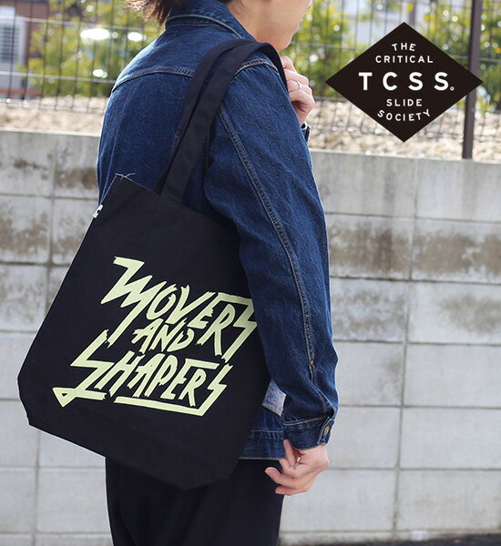 TCSS(ティーシーエスエス)MOVERS TOTE BAGトートバッグ
