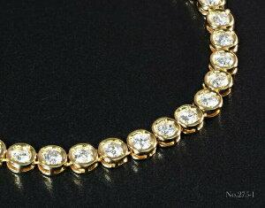 ゴールドネックレス ダイヤネックレス 18k 18金 ネックレス ダイヤ 4月 誕生石 ネックレス 18金 ネックレス ジュエリーボックス プレゼントボックス 79石 ダイヤ ネックレス レディースネック