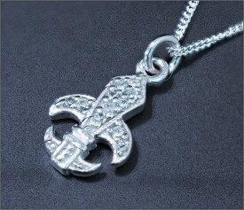 CZダイヤモンド ネックレス アクセサリー メンズ ネックレス ユニセックス CZ キュービックジルコニア 剣 デザインネックレス 【ダイヤモンドに匹敵する輝きがここに】