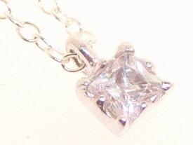 ジルコニア ネックレス ダイヤモンド ネックレス アクセサリー レディース ネックレス CZ キュービックジルコニア 一粒 ジュエリー 【ダイヤモンドに匹敵する輝きがここに】