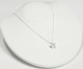 スター ネックレス CZ ダイヤモンド ネックレス ジルコニア アクセサリー 星 ネックレス レディース ネックレス ジュエリー キュービックジルコニア デザインネックレス 【ダイヤモンドに匹敵する輝きがここに】