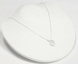 オーバル ネックレス CZ ダイヤモンド ネックレス ジルコニア アクセサリー 楕円形 ネックレス レディース ネックレス ジュエリー キュービックジルコニア デザインネックレス 【ダイヤモンドに匹敵する輝きがここに】