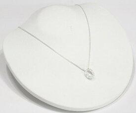 サークル ネックレス CZ ダイヤモンド ネックレス ジルコニア アクセサリー 丸 ネックレス レディース ネックレス ジュエリー キュービックジルコニア デザインネックレス 【ダイヤモンドに匹敵する輝きがここに】