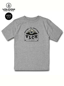 VOLCOM ボルコム キッズ(3-7才) Tシャツ 半袖 Y3512030 Viewer S/S Tee Little Youth [ATH] スノーボード スケートボード サーフィン ストリート