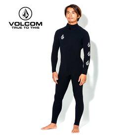 【SPECIAL PRICE/全国送料無料】VOLCOM CLASSIC JERSEY 3/2mm [BLK] VOLCOM ボルコム ウェットスーツ N16119JB volcom Volcom サーフィン