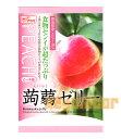 Konnyaku_jelly_peach