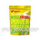 即納【Kentai】パワープロテイン デリシャスタイプ バナナ風味 1kg (送料無料)【ケンタイ・健康体力研究所】