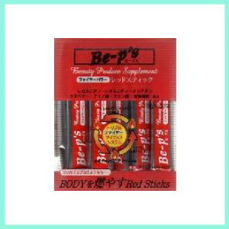 Be-p's (beeps) Red stick * translation embossments (reason) / box