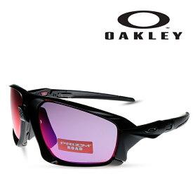 OAKLEY オークリー サングラス FIELD JACKET フィールドジャケット oo9402-0164 キャンプ ゴルフ ランニング ロードバイク 野球 マラソン ドライブ UVカット メンズ レディース アウトドア