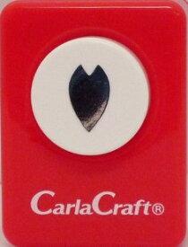 ●取寄品●【クラフトパンチ/Carla Craft】サクラA(M)/手紙やカードのワンポイント!スクラップブッキング型抜きパンチング/紙をはさんで押すだけ♪【メール便不可】