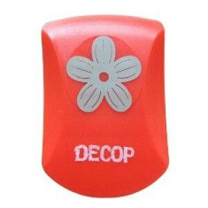 ●取寄品●[宅配便]【クラフトパンチ/DECOP】エンボスパンチ フラワー1/手紙やカードのワンポイント!スクラップブッキング型抜きパンチング/切り抜きと同時にエンボス加工ができるタ