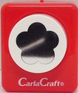 ●取寄品●【クラフトパンチ/Carla Craft】ウメ/手紙やカードのワンポイント!スクラップブッキング型抜きパンチング/紙をはさんで押すだけ