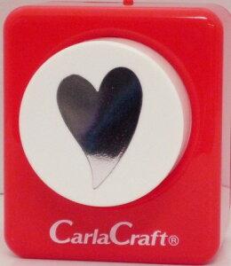 ●取寄品●【クラフトパンチ/Carla Craft】CP2 スィートハート/手紙やカードのワンポイント!スクラップブッキング型抜きパンチング/紙をはさんで押すだけ