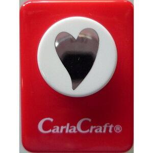●取寄品●【クラフトパンチ/Carla Craft】CP-1N スィートハート/手紙やカードのワンポイント!スクラップブッキング型抜きパンチング/紙をはさんで押すだけ