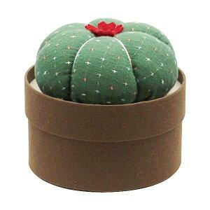サボテンソーイングセット(RED)  可愛いサボテンの鉢植えが実はソーイングセットなんですサボテン部分はピンクッション