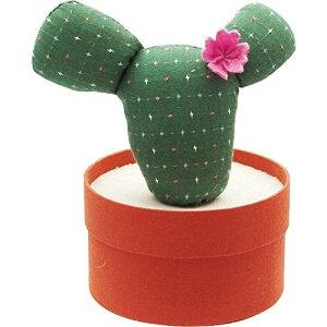 サボテンソーイングセット(PINK)  可愛いサボテンの鉢植えが実はソーイングセットなんですサボテン部分はピンクッション