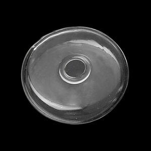 【ガラスボトル】(1個)ミニサイズのガラス瓶(フタなし)/ビーズ・パーツの仕分けコレクションに多肉植物に/27mm