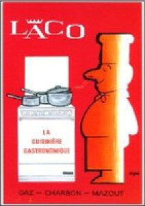 ●取寄品●RAYMOND SAVIGNAC レイモン サヴィニャックポストカード ラコ(調理器具メーカー) 1963年 フランス製 10枚セット デザインメッセージカード 105X148mm