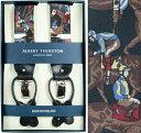ALBERT THURSTON アルバートサーストン サスペンダーY型☆ダービープリント柄【英国製】1420-5【送料無料】【楽ギフ_包装】