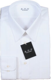 数量限定 在庫処分 送料無料 長袖ワイシャツ 白 レギュラーカラー シャツ ドレスシャツ 長袖 ホワイト 形態安定加工 ワイシャツ Yシャツ フォーマル ビジネス メンズ 紳士 男 男性 男性用 通販 GDD500-100