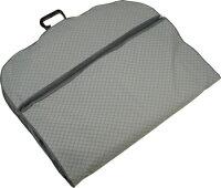 軽く長いガーメントバッグ(三つ折り)でモーニングコートも十分に収納★冠婚葬祭に便利!
