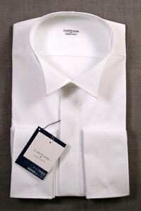ウイングカラーシャツ | ウィングカラーシャツ 白蝶貝 カフスボタン カフス付 ダブルカフス フライフロント 比翼 形態安定 ウイングカラー ウィングカラー シャツ ワイシャツ カフス セット