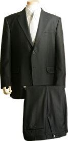【日本製 ビッグサイズ】【黒さが違う!超黒ブラック】 大きいサイズ フォーマルスーツ シングル2釦 オールシーズン ワンタック アジャスター フォーマル メンズ 黒 ブラック スーツ 礼服 大きい 2L 3L 4L 【送料無料】A12272