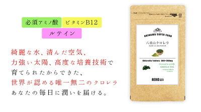 八重山クロレラ[300粒/ヵ月分]【送料無料】