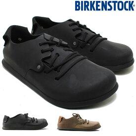 BIRKENSTOCK MONTANA NU OILED LEATHER Black/Cuoio ブラック クオイオ 199261/1004850 レギュラーワイズ/メンズ