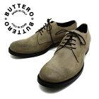 BUTTERO/ブッテロ日本正規品レースアップシューズノーチェ(ベージュオイルドスエード)B4372イタリア製/レースアップシューズ/短靴/メンズ/男性用/本革/