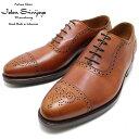JALAN SRIWIJAYA ジャランスリウァヤ 98441 セミブローグ ダイナイトソール MARRON ビジネス/ドレス/紐靴/革靴/メンズ