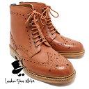 Londonshoe602tan