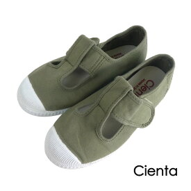 20fdf1237e102 CIENTA(シエンタ)Tストラップシューズ DYED (15-21) 靴 おしゃれ キッズ