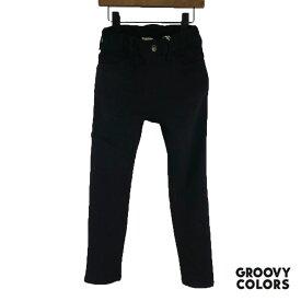 【SALE50%OFF】GROOVY COLORS(グルービーカラーズ) ストレッチツイル TIGHT FIT パンツ (90-140) おしゃれ キッズ 男の子 かわいい 子供服