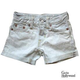【SALE】GO TO HOLLYWOOD(ゴートゥハリウッド)ストレッチデニム ブリーチ 5P ショートパンツ (100-120) おしゃれ キッズ 男の子 女の子 かわいい 子供服【60】