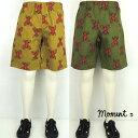 MOMENT(モーメント) P.A.O SHORTS ツイル ショートパンツ (130-140) おしゃれ 男の子 女の子 かわいい 子供服