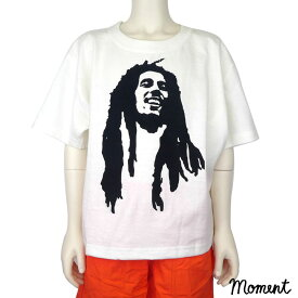MOMENT(モーメント) JAH! BIG Tシャツ (100-150) 半袖Tシャツ おしゃれ 男の子 女の子 かわいい 子供服