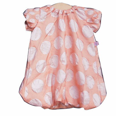 【SALE 30%OFF】LaLa Dress(ララドレス) ドットドットワンピース (130-140)