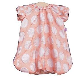 【SALE 40%OFF】LaLa Dress(ララドレス) ドットドットワンピース (130-140)